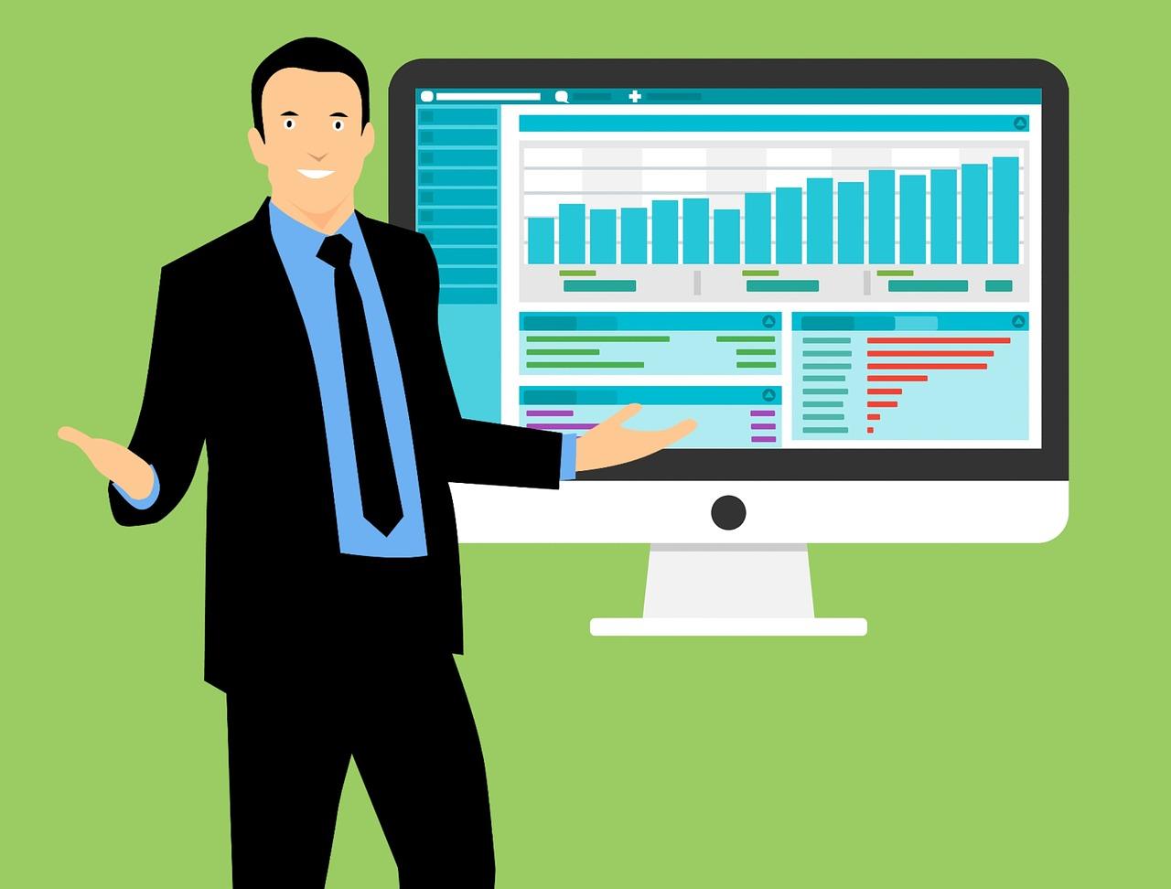profissional do trading fazendo gestão de banca