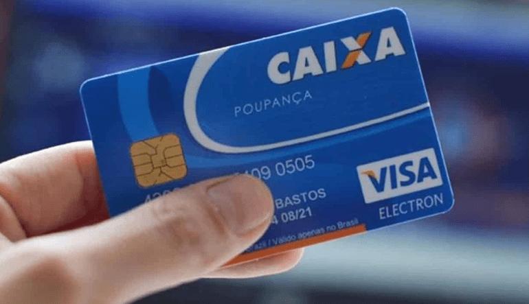 senha do cartão da Caixa Econômica